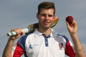 Alex Crowther (2014/15 Cricket Awardee)