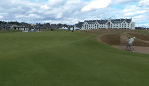 Harrison Endycott on the 16th