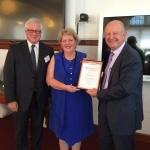Lynne Certificate