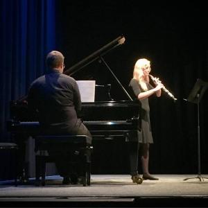 Madeleine Randall Performance Shot