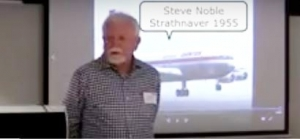 Steve Noble tells his story