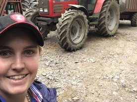 Alice O'Rourke, BBM Agriculture, 2017