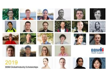The 2019 Scholars